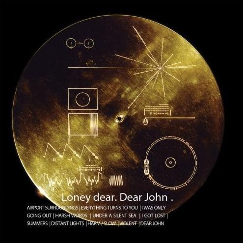 [乐鼠荐碟] Loney, Dear 《Dear John》专辑
