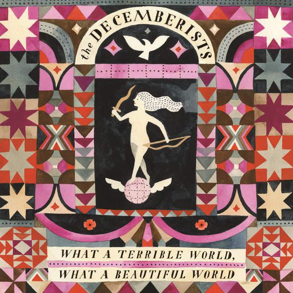 [乐鼠荐碟] The Decemberists 《What a Terrible World, What a Beautiful World》专辑