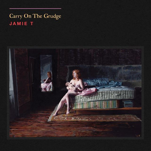[乐鼠荐碟] Jamie T 《Carry On The Grudge》专辑